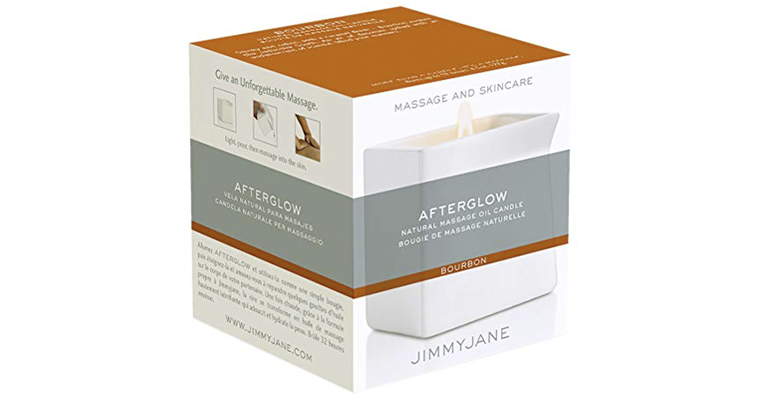 jimmyjane afterglow massage candles box