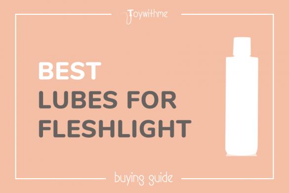 best lube for fleshlight