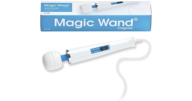 magic wand original with the box