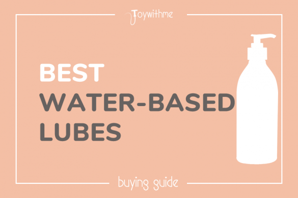 best water based lubes