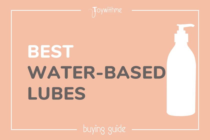 14 Best Water-Based Lubes in 2020