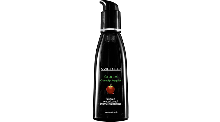 wicked aqua candy apple lubricant