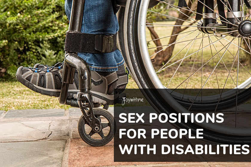 Best Sex Positions for People With Disabilities