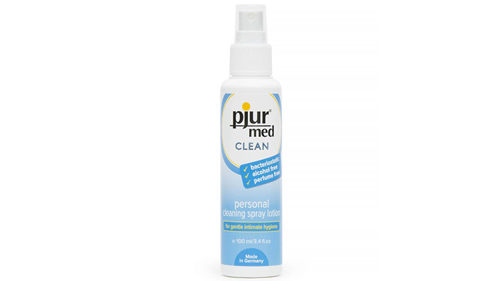 pjur med personal cleaning spray