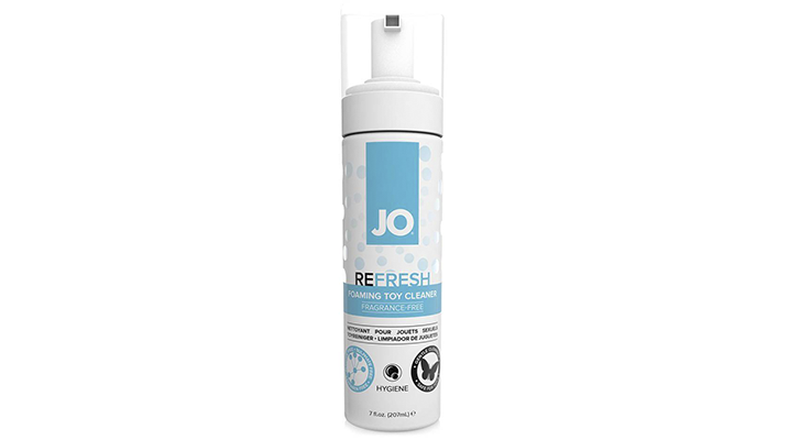 system jo foaming toy cleaner