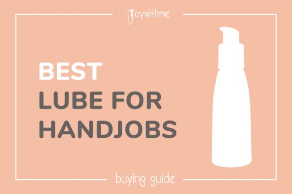 best lube for handjobs