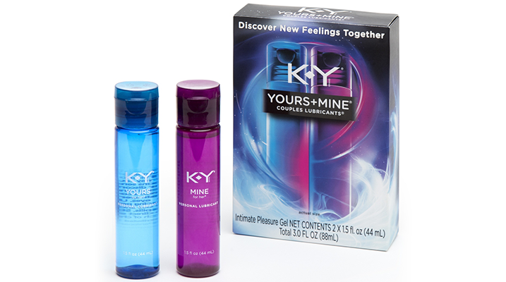 ky jelly yours mine couple's lubricants