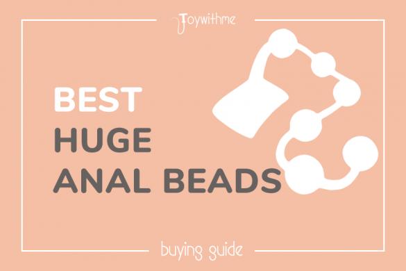 best huge anal beads