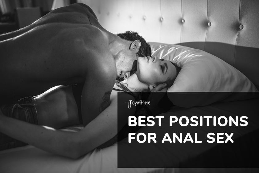 Best Positions for Anal Intercourse
