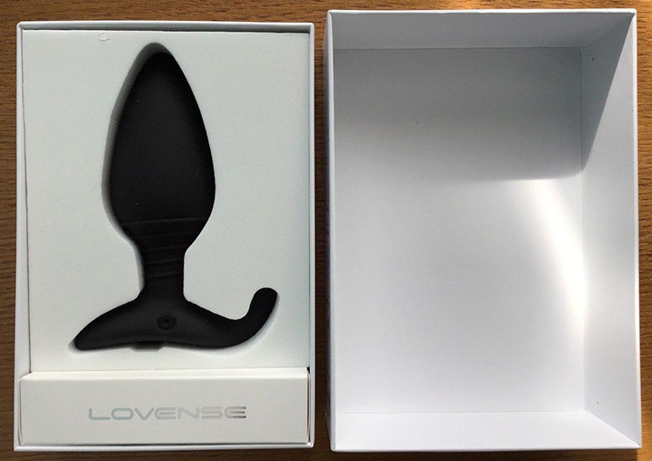 lovense hush box open