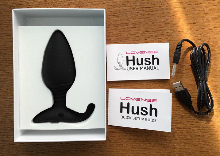 lovense hush box with charger