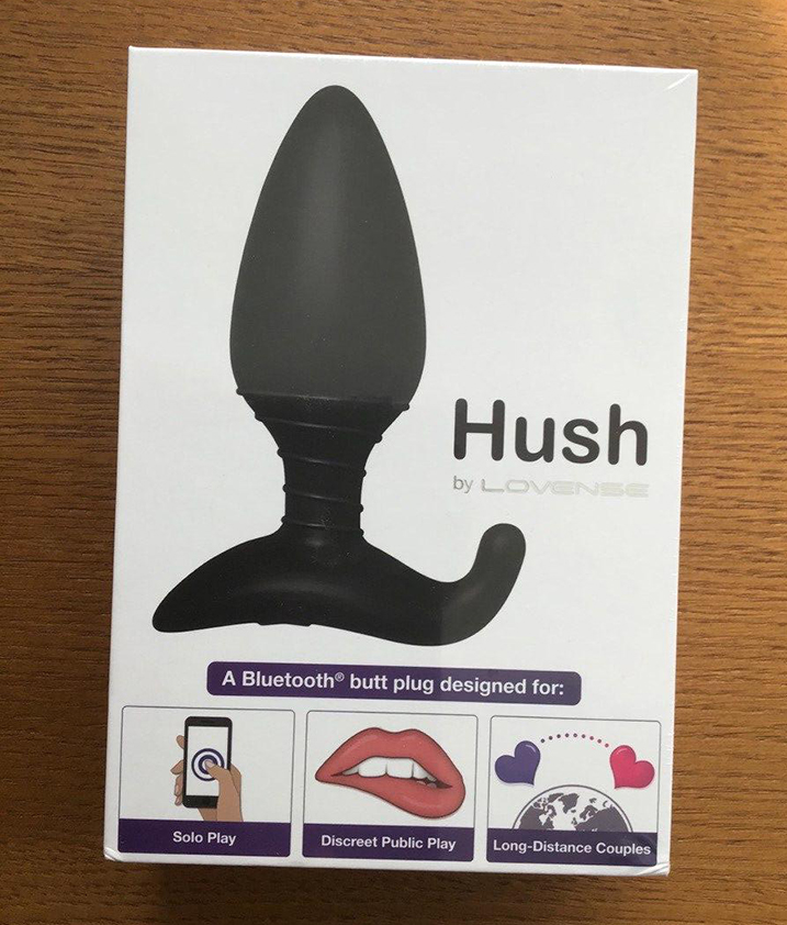 lovense hush box