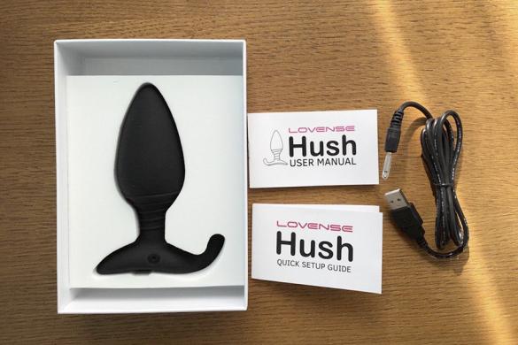 lovense hush review