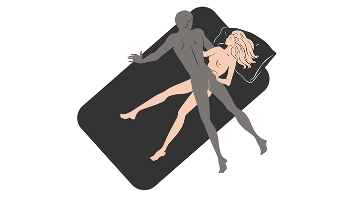 the cross sex position
