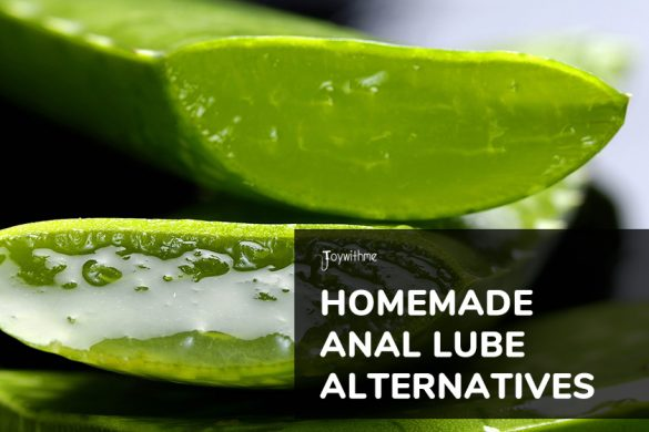 homemade anal lube alternatives