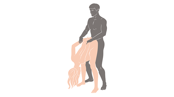 standing rear entry sex position