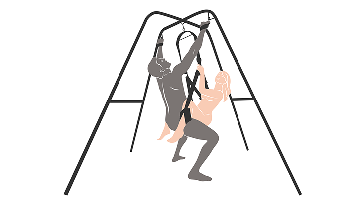 lotus sex swing