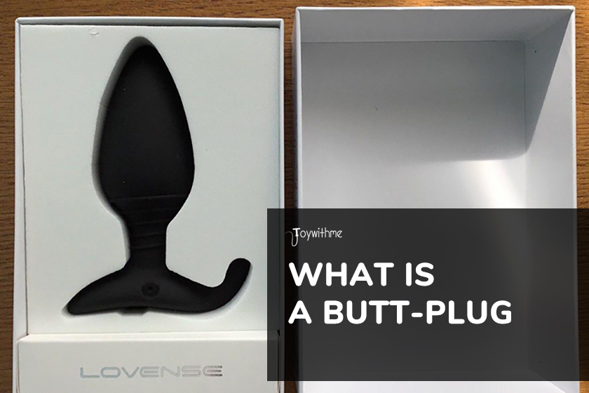 What's a Butt Plug & How to Use It?