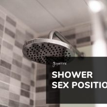 shower sex positions
