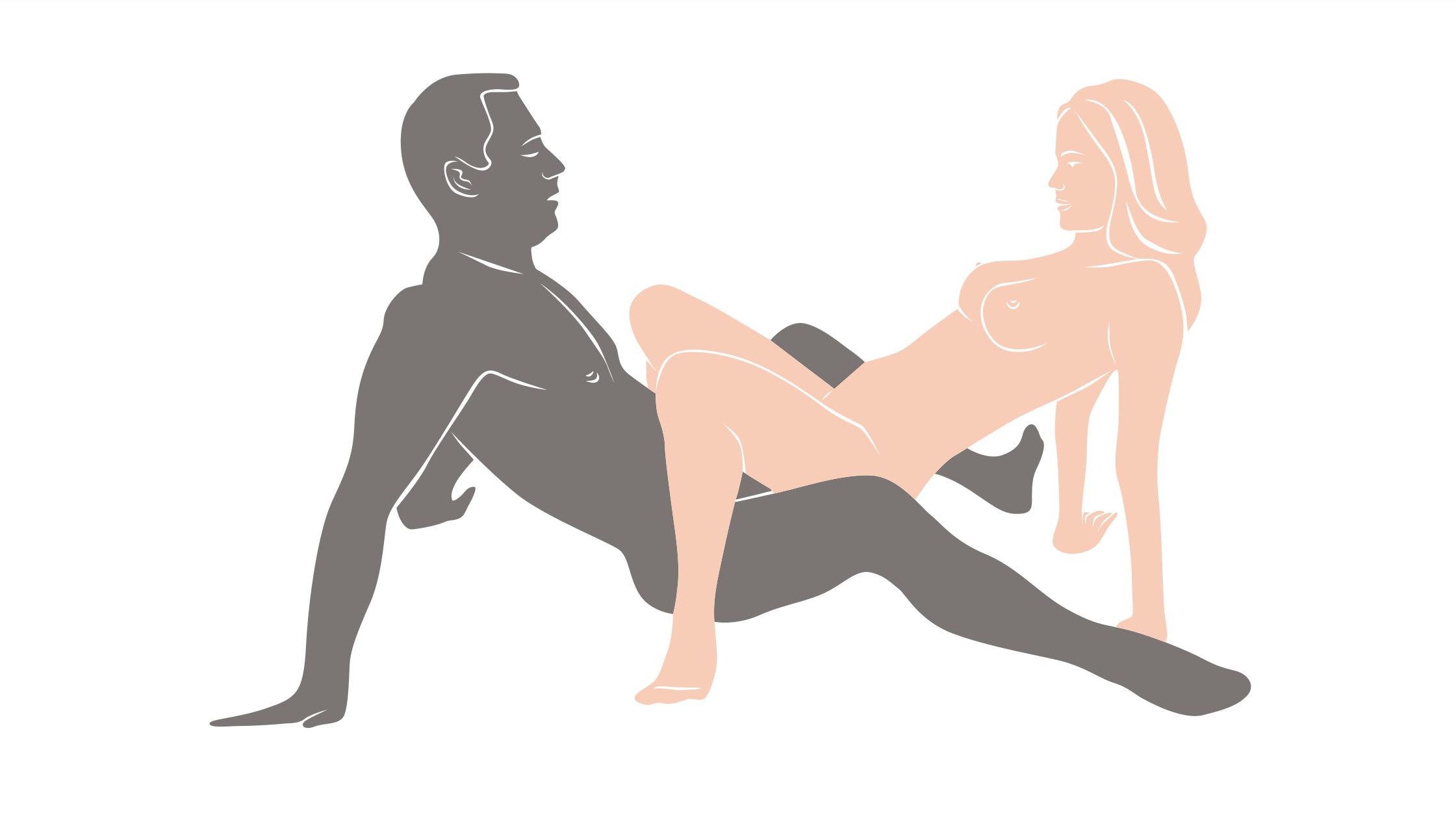 tatlı günah seks pozisyonu