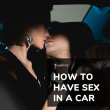 how to have sex in a car