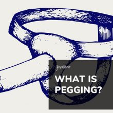 what is pegging