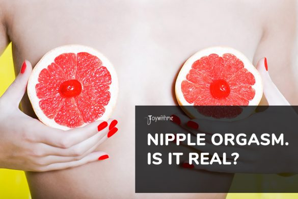 nipple orgasm is it real