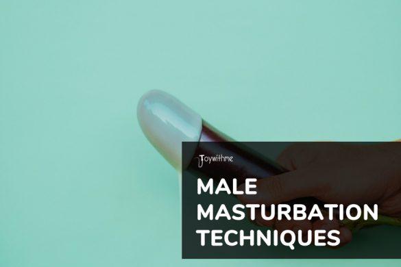 male masturbation techniques