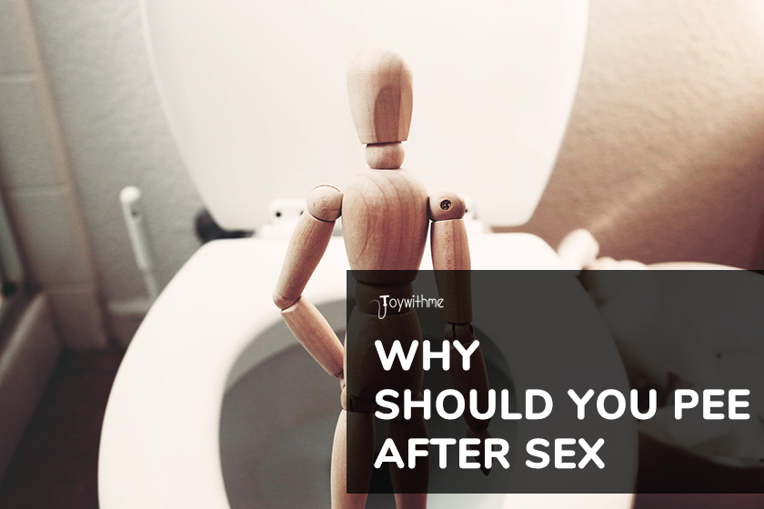Why Should You Pee After Sex?